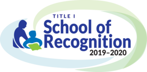 Reek School is honored with  Wisconsin Title I Schools of Recognition Award